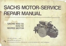 Sachs 505 repair manual | LittleCarTrader | Little Car Trader