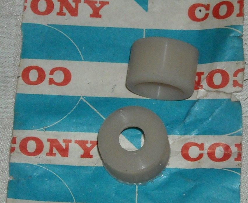 Spark wire insulators